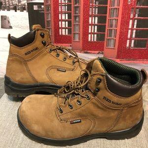Red Wing Men's King Toe Boot Size 11 Waterproof